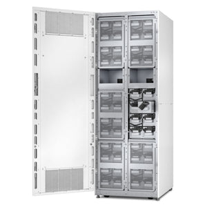 Schneider Electric Galaxy VM UPS Modular Battery Cabinet wide up to 12 strings, GVMMODBCW