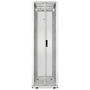 APC AR3300W NetShelter SX 42U 600mm Wide x 1200mm Deep Enclosure with Sides White