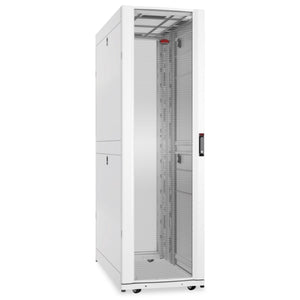 APC AR3340W NetShelter SX 42U 750mm Wide x 1200mm Deep Networking Enclosure with Sides White