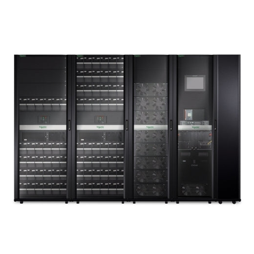 Schneider Electric APC Symmetra PX 200kW UPS Scalable to 250kW with Right Mounted Maintenance Bypass and Distribution, SY200K250DR-PD