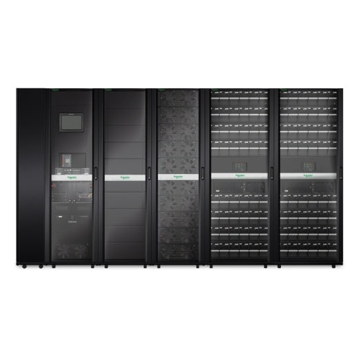 Schneider Electric APC Symmetra PX 250kW Scalable to 500kW with Left Mounted Maintenance Bypass and Distribution, SY250K500DL-PD
