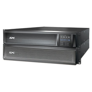APC SMX1500RMUS Smart-UPS X 1500VA Rack/Tower LCD 120V, TAA