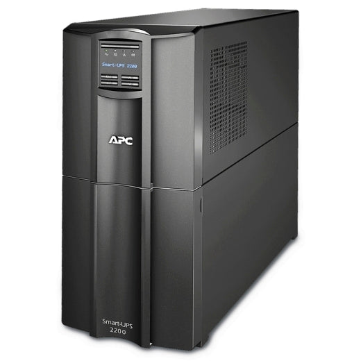 APC SMT2200C Smart-UPS 2200VA LCD 120V with SmartConnect