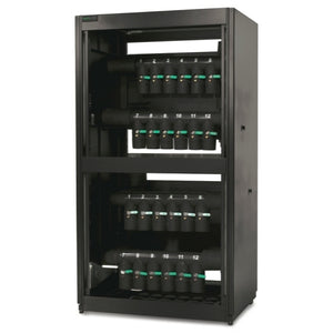 Schneider Electric, APC, Uniflair, Cooling Distribution Unit 12 Circuit, Bottom/Top Mains, Top Distribution Piping, ACFD12-T