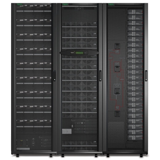 Schneider Electric APC Symmetra PX 90kW UPS Scalable to 100kW, 208V with Startup, SY90K100F