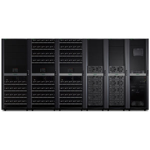 Schneider Electric APC Symmetra PX 300kW UPS Scalable to 500kW without Maintenance Bypass or Distribution-Parallel Capable, SY300K500D