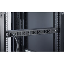 Load image into Gallery viewer, APC AP9560 Rack PDU, Basic, 1U, 30A, 120V, (10)5-20