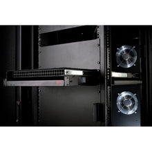Load image into Gallery viewer, APC Rack Side Air Distribution 2U 115V 60HZ, ACF201BLK