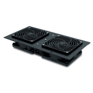 APC Roof Fan Tray 208/230V 50/60HZ for NetShelter WX Enclosures, AR8207BLK