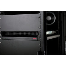 Load image into Gallery viewer, APC Rack Side Air Distribution 2U 208/230 50/60HZ, ACF202BLK