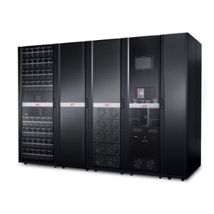 Schneider Electric APC Symmetra PX 125kW UPS Scalable to 500kW with Right Mounted Maintenance Bypass and Distribution, SY125K500DR-PD