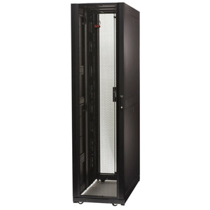 APC AR9300SP NetShelter SX3K 42U 600mm W x 1200mm D Enclosure with Sides Black, 3500lb Shock Package, No Ramp
