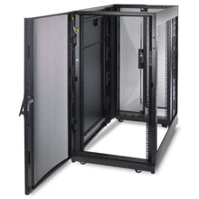 Load image into Gallery viewer, APC AR3104SP1 NetShelter SX 24U 600mm Wide x 1070mm Deep Enclosure - 1250 lbs. Shock Packaging