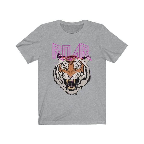 Tiger Roar Distressed Unisex Tee