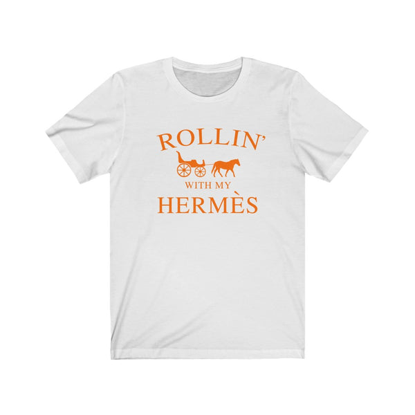 Rollin' with my Unisex Tee