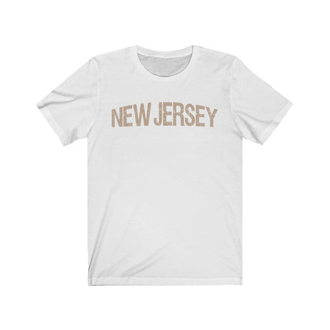 New Jersey State Tee