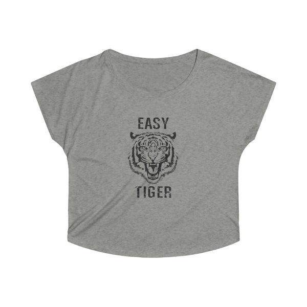 Easy Tiger Distressed Women's Dolman