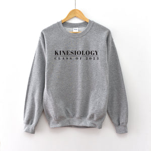 Kinesiology Graduation Year Crewneck