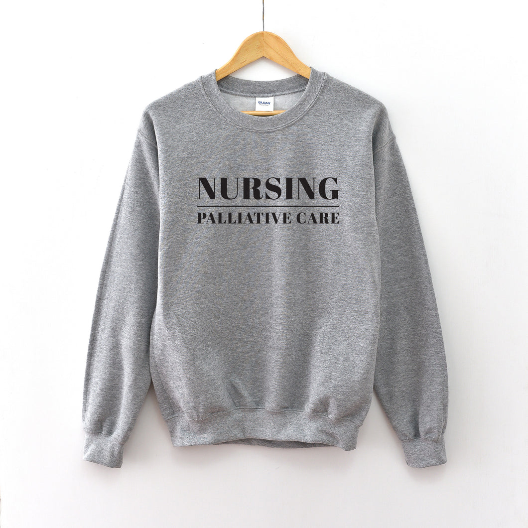 Palliative Care Sweater