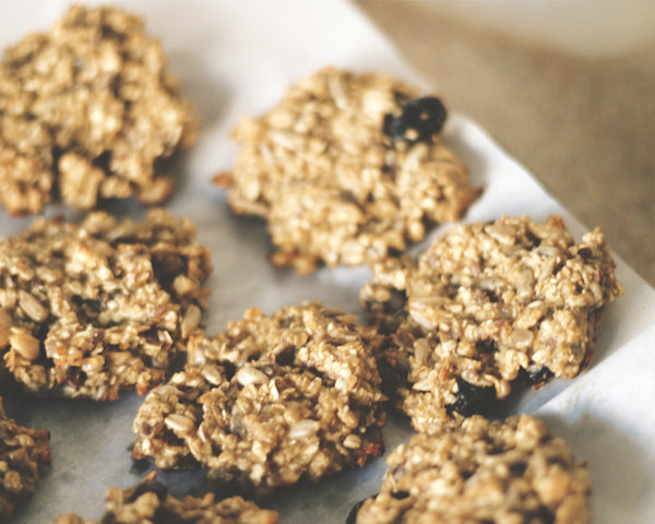 oatmeal cookies healthy recipe