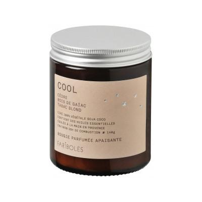 BOUGIE COOL 140G Bougie FARIBOLES