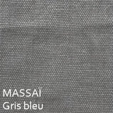 CANAPÉ CARNAC 6 PLACES HOME SPIRIT Canapé Home Spirit MASSAÏ Gris bleu