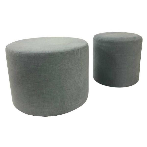 POUF ROND HOME SPIRIT Pouf Home Spirit