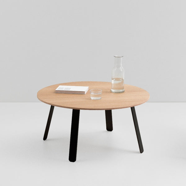 TABLE BASSE SPRINGBACK Table basse CRUSO Chêne Noir