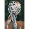 Senerity Peach Headscarf