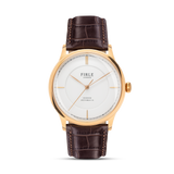 Sennen Automatic in White & Gold