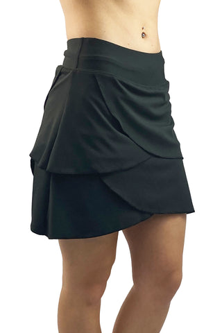Performance Skort/Black