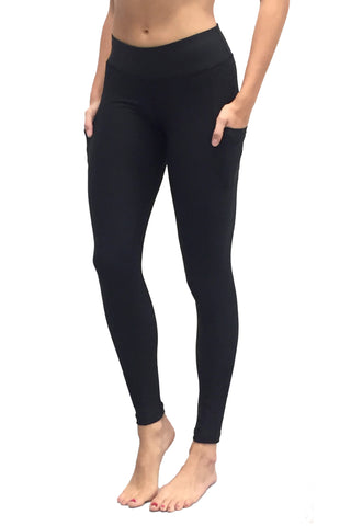 The Victory Legging/Black