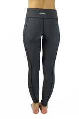 The Victory Legging/Charcoal