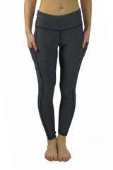 4023 - The Victory Legging/Charcoal