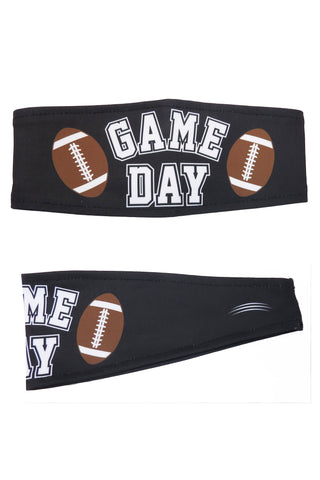 Game Day Football Headbands (Various Prints)