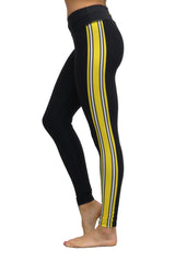 The University of Iowa Legging/Black
