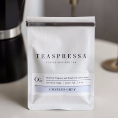 Tea Pouch/ Charles Grey- FINAL SALE
