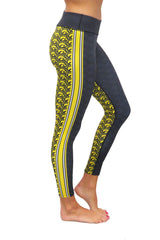 The Game Day Hawkeye Legging/Black