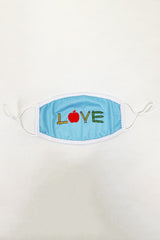 Teacher LOVE Adjustable Face Covering (2 Designs Available)