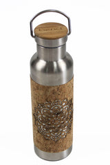 Stainless Steel Cork Wrapped Water Bottle