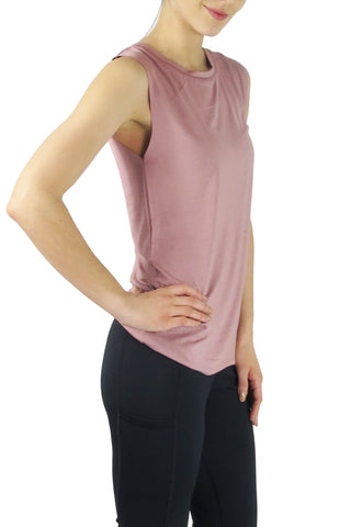 3029MT- Diva Tank/Mauve - FINAL SALE