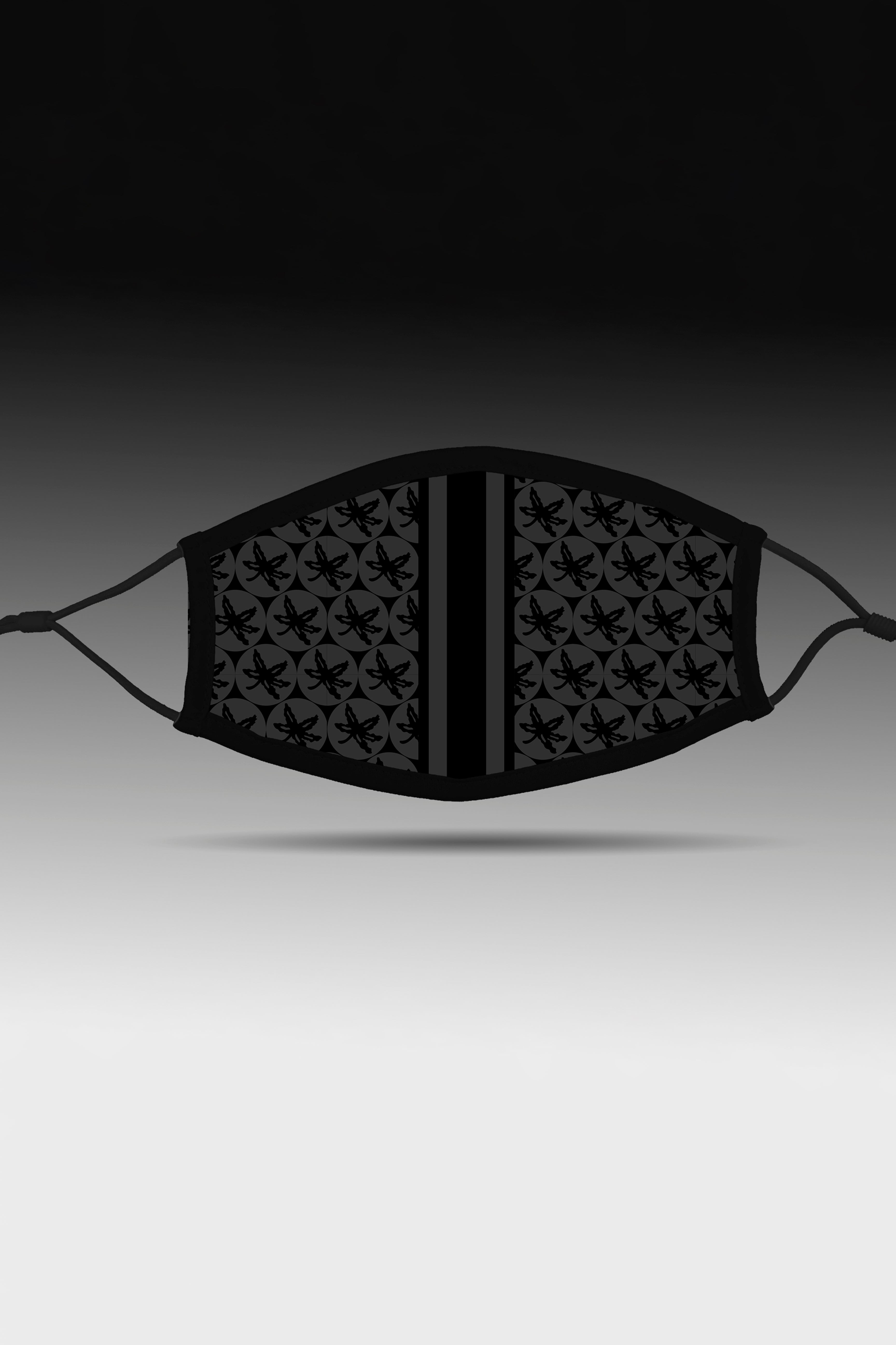 "Ohio State ""Vision"" Adjustable Fit Face Covering"