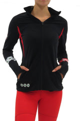OSU-905 - The Ohio State University Full Zip Gameday Pullover/Black