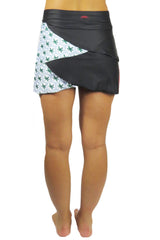 The Game Day Buckeye Performance Skort (Various Colors)