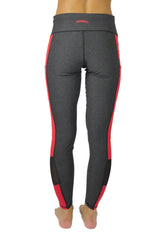 OSU-1018 - The Ohio State University Cell Phone Pocket Legging/Onyx
