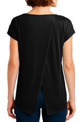 Run Pittsburgh Open Back Tee/Black- FINAL SALE