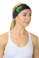 REVERSIBLE St. Patrick's Day Headbands (Various Prints)