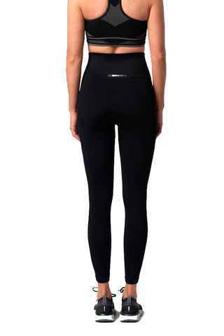 Caprea Seamless Legging/Black- FINAL SALE