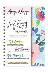 """The Very Busy Planner"" 2021 Floral"