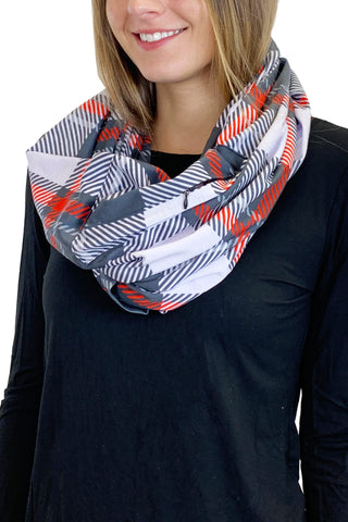 Infinity Pocket Scarf (2 Colors Available)